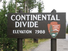 Continental Divide (Traveling Penguin) Tags: wyoming yellowstonepark