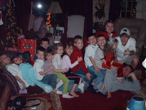 Grandkids on Seth