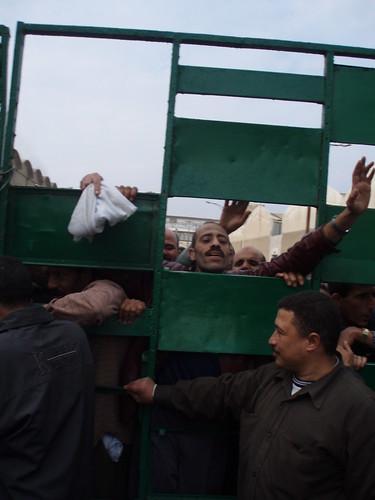 Kafr el-Dawwar Workers (Photo by Hossam el-Hamalawy)