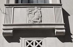 Detail: Rose and Robert Skillman Branch Library--Detroit MI (pinehurst19475) Tags: building architecture downtown michigan library detroit relief artdeco deco reliefs dpl libslibs librariesandlibrarians detroitpubliclibrary skillmanbranch sculpturalrelief classicalfigure skillmanbranchlibrary
