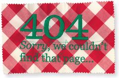 Picnic Network 404