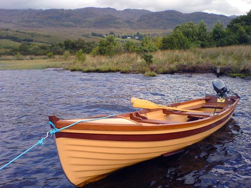 ireland wedding paul boat donegal sarahjane