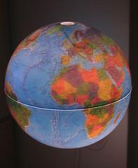 060128 globe in space