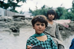 Expression (naoko.n) Tags: pakistan children hunza