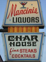 Mancini's Sign