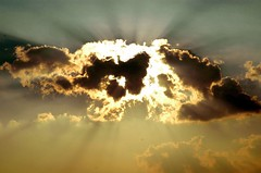 Sky in Romania. (Margot) Tags: sky sun tag3 taggedout clouds tag2 tag1 romania bihor abigfave margotpouw margot