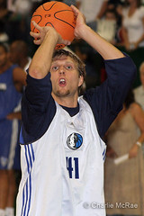 Dirk Nowitzki (phlezk) Tags: sports basketball tx nba denton unt mavs mavericks dallasmavericks dirknowitzki