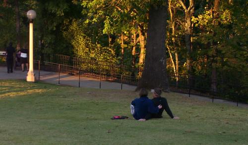 Enjoying a Sunday evening. acnatta/Flickr