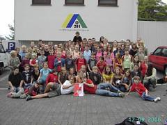 MessdienerInnenwochenende Gerolstein 15.-17.09.2006