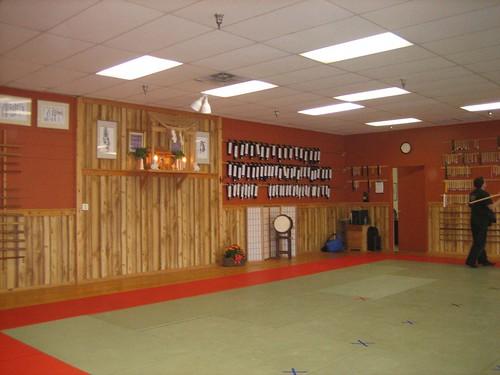 Dayton Quest Center Hombu Dojo