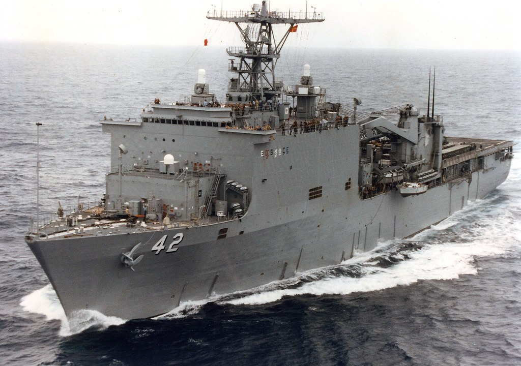 USS Germantown (LSD-42)