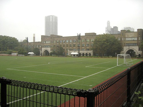 Football Field - Tokyo University