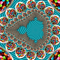 Smarties: Mandelbrot Set