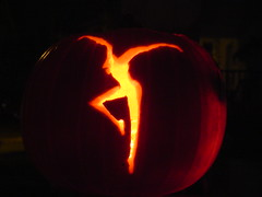 DMB Pumpkin (B Rosen) Tags: halloween dave pumpkin candle band carving explore davematthewsband dmb matthews firedancer weeklydavespeak