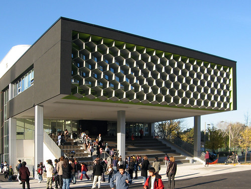 New school in Toronto, Kohn Schnier Architects