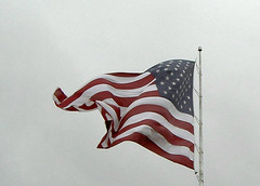 Old Glory Flying High (rich66 ~~) Tags: wind flag americanflag explore redwhiteandblue oldglory starsstripes