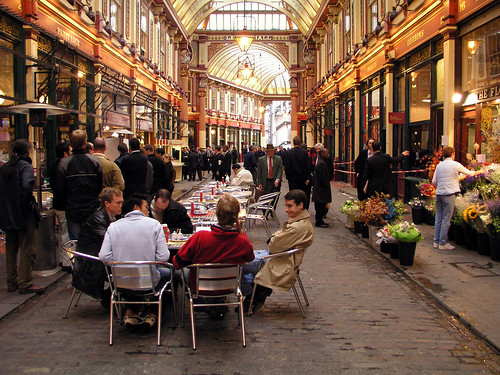 London Shopping Arcade