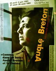 Andre Breton à la Pompidou
