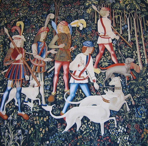 The Unicorn Hunt by Randy Son Of Robert