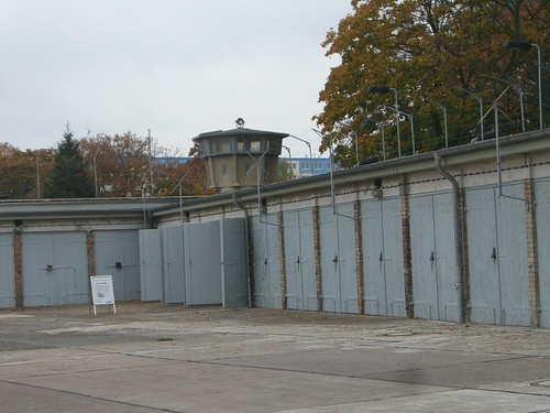 Stasi Prison Watch Tower
