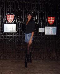 Colchester Castle by night!! (Melanie_cduk) Tags: tv cd tights crossdressing tranny transvestite pantyhose crossdresser ts miniskirts