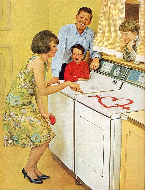Electric Living ad, 1966