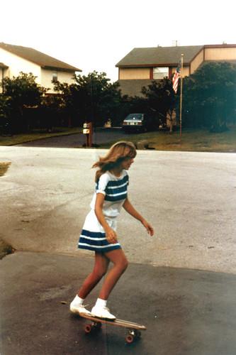 Neighbor Visitor Girl '83