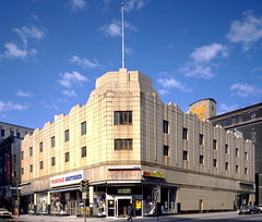 Woolworth's (demolished) (colros) Tags: montreal woolworth artdeco