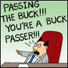 Passing the Buck!!!