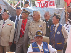 Filipino WWII Veterans Memorial Dedication
