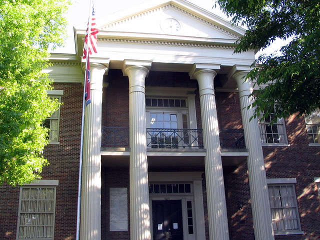 Williamson Co. Courthouse, Franklin, TN