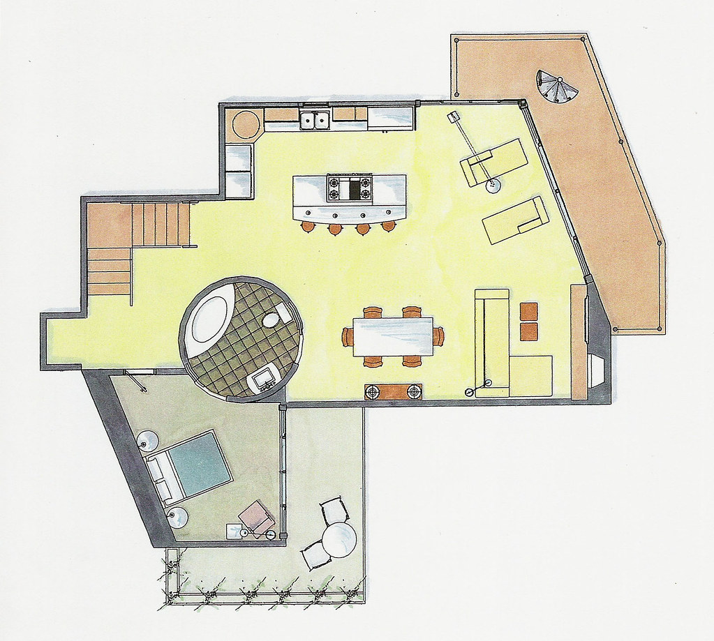Floor Plan Drawing Program Floor Plan Bathroom Tile Floors