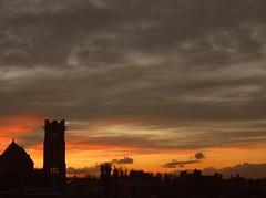 Tameside Sunset (andrewlee1967) Tags: uk sunset england sky sun church weather landscape searchthebest horizon helluva andrewlee instantfave tameside abigfave dukinfield p1f1 andrewlee1967 bfv1 aplusphoto andylee1967 focusman5