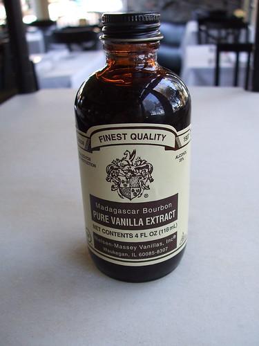 vanilla extract (gluten-free)