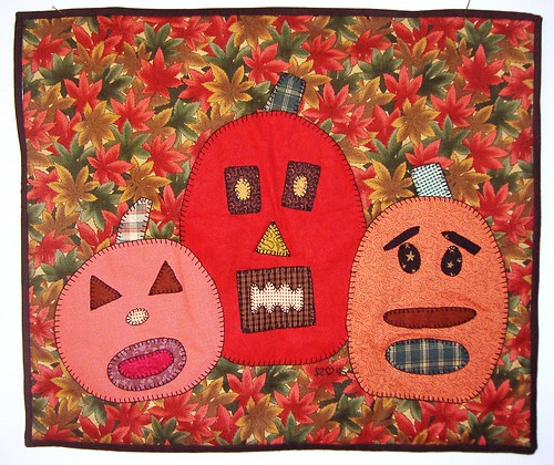 Pumpkin Wallhanging