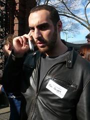ben talks to his peeps (alist) Tags: cambridge mit harvard cambridgemass cambridgema 02139 cambridgeport robison harvardyalefootball