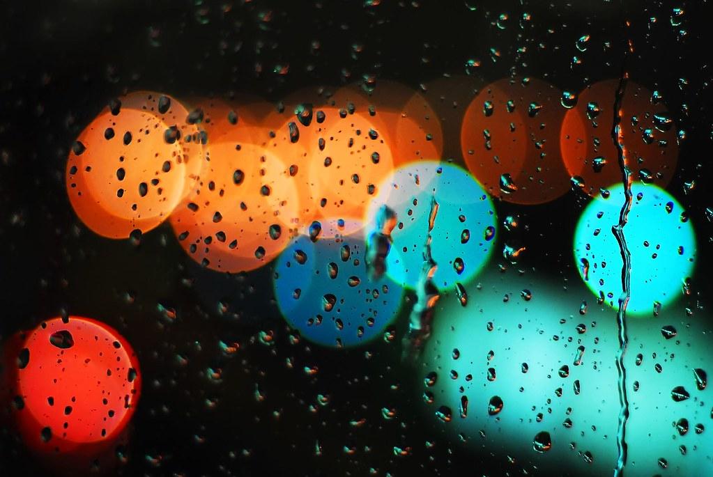 La poesía de la lluvia