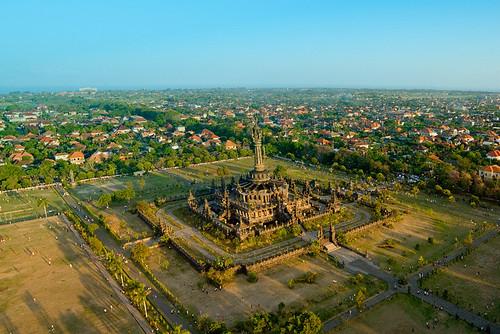 Badjra Sandi(Monumen Perjuangan Rakyat Bali)
