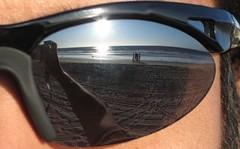 Zuma Beach (abhinavspeak) Tags: reflections shades abs zumabeach