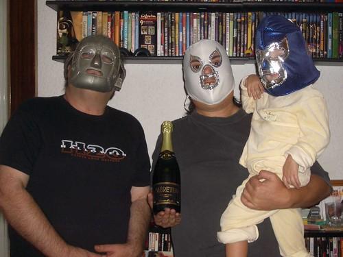 Foto familia con espumoso_WEB