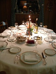 The Thanksgiving Table