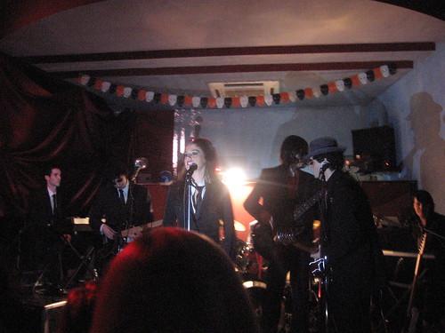 The Wonder Band en la sala Odeon