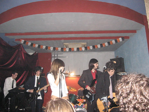 The Wonder Band en la sala Odeon Vigo 24 Noviembre 2006