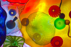 Museum of Glass (bentilden) Tags: usa art glass night pentax tacoma washingtonstate dalechihuly museumofglass peopleschoice istdl