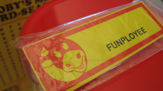 Funployee Badge I