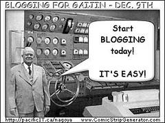 Blogging For Gaijin