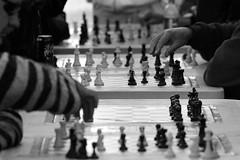 Chess on Market (racingsquirrel) Tags: sanfrancisco california usa chess northamerica marketstreet sjakk checs schach ishootdigital canon70300doisusm