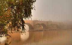 Puente de Piedra 2 por gatogrunge