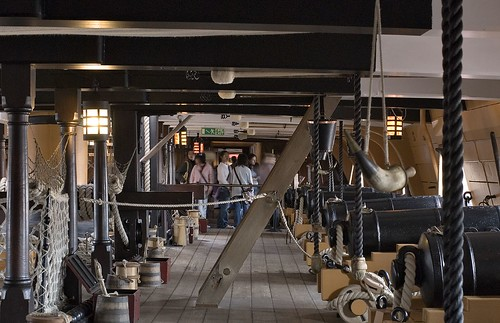 Below Decks, HMS Victory