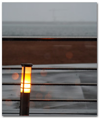 576 (sul gm) Tags: light espaa luz beach rain lluvia spain gijn asturias playa terraza poniente oscuridad lluvioso asturies xixn salgm laterracitadelmedio